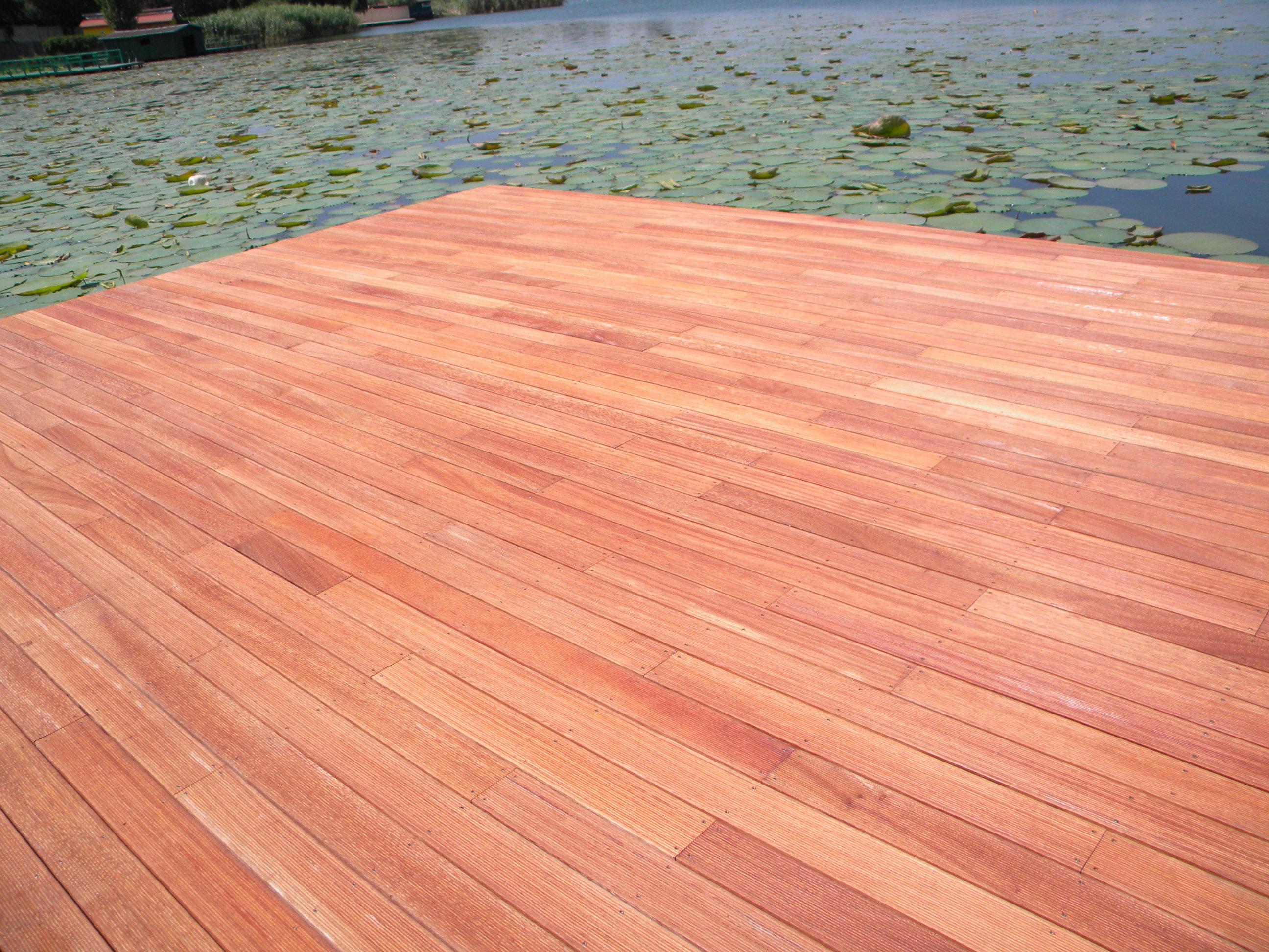 Deck-uri lemn - Angelim Pedra SELVA FLOORS - Poza 80