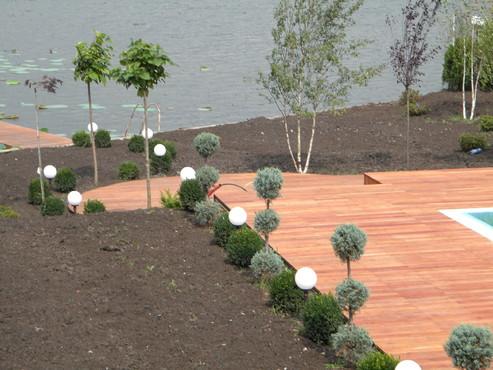 Lucrari de referinta Deck-uri lemn - Angelim Pedra SELVA FLOORS - Poza 74