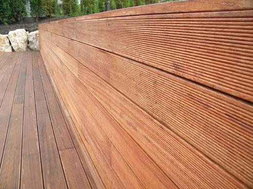 Deck-uri lemn - Angelim Pedra SELVA FLOORS - Poza 75