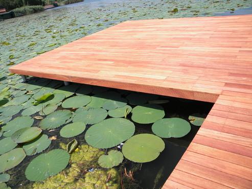 Deck-uri lemn - Angelim Pedra SELVA FLOORS - Poza 76
