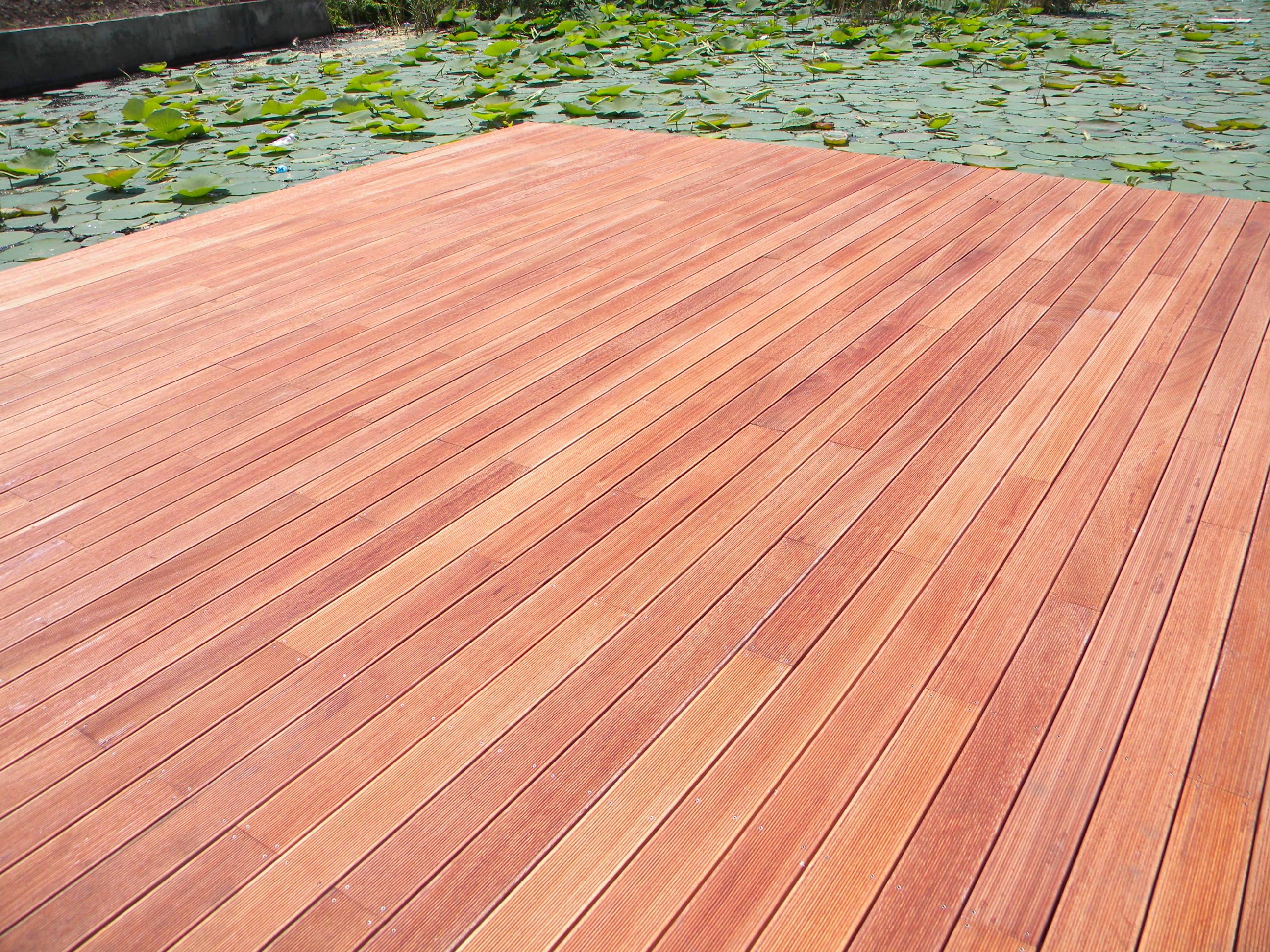 Deck-uri lemn - Angelim Pedra SELVA FLOORS - Poza 78