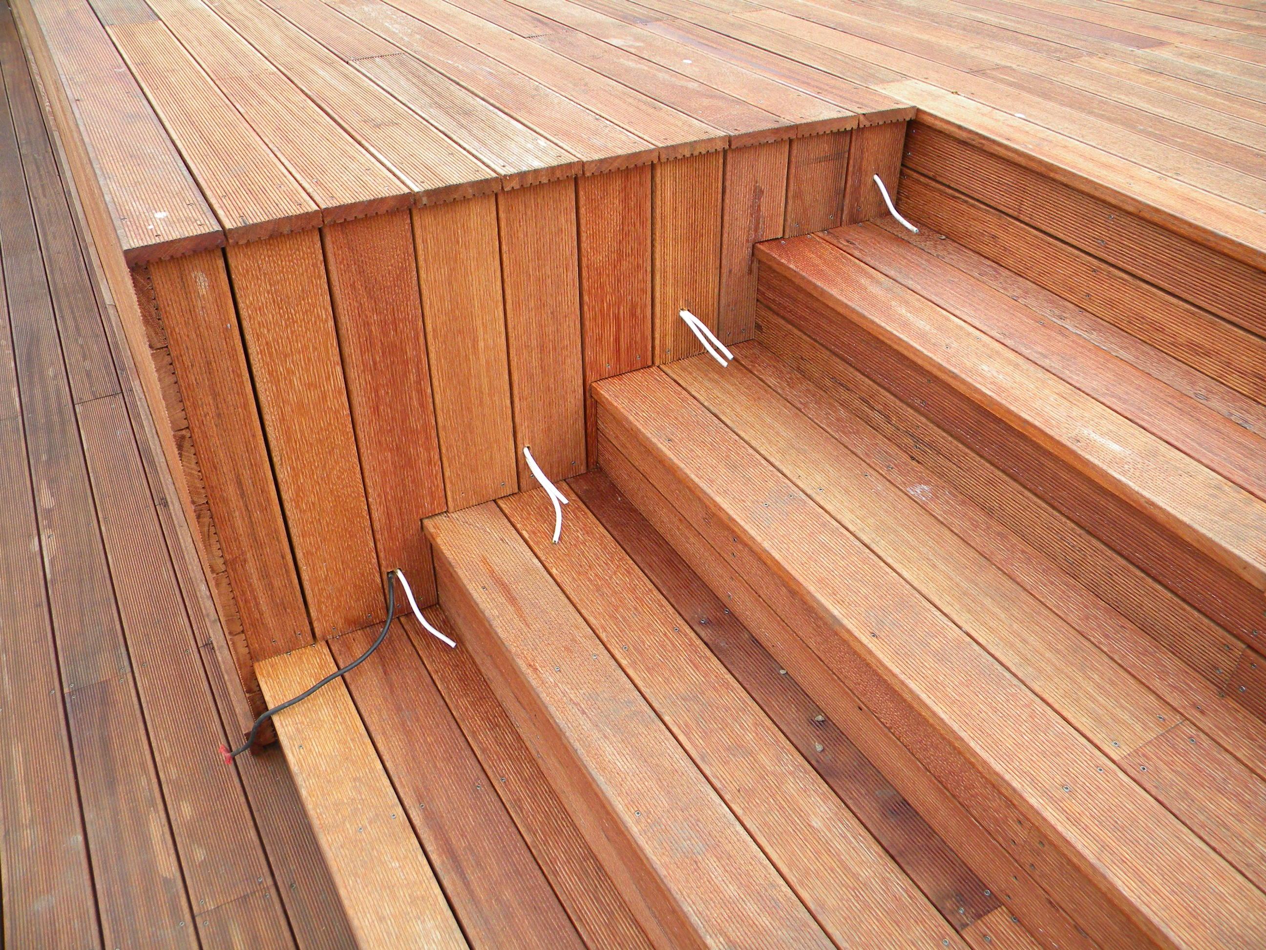Deck-uri lemn - Angelim Pedra SELVA FLOORS - Poza 15