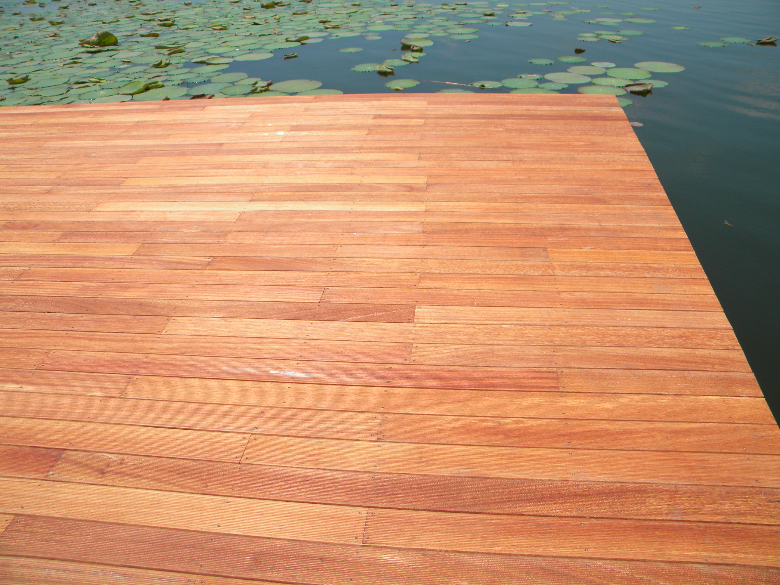 Deck-uri lemn - Angelim Pedra SELVA FLOORS - Poza 18