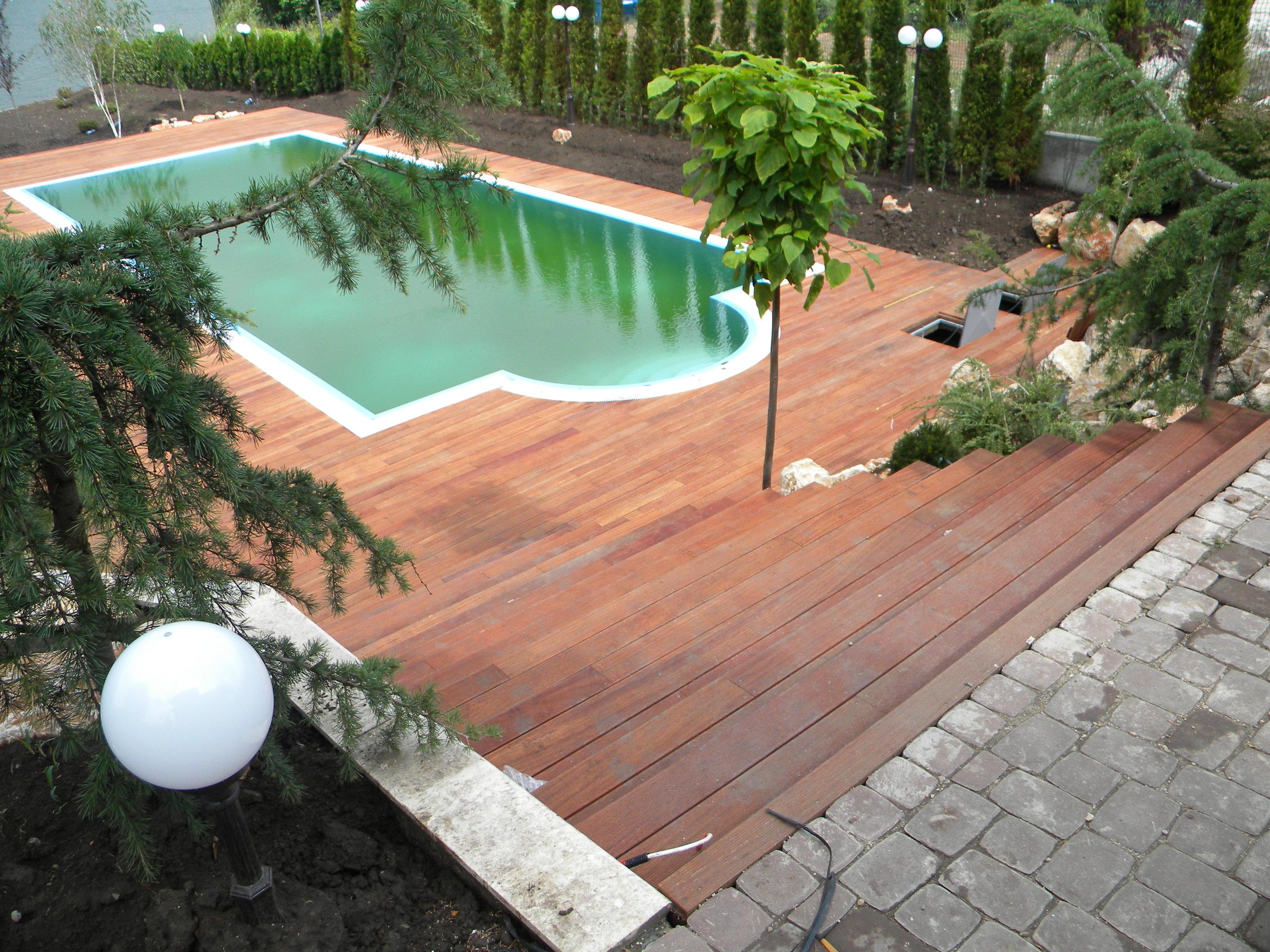 Deck-uri lemn - Angelim Pedra SELVA FLOORS - Poza 19