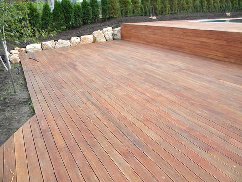 Lucrari de referinta Deck-uri lemn - Angelim Pedra SELVA FLOORS - Poza 20