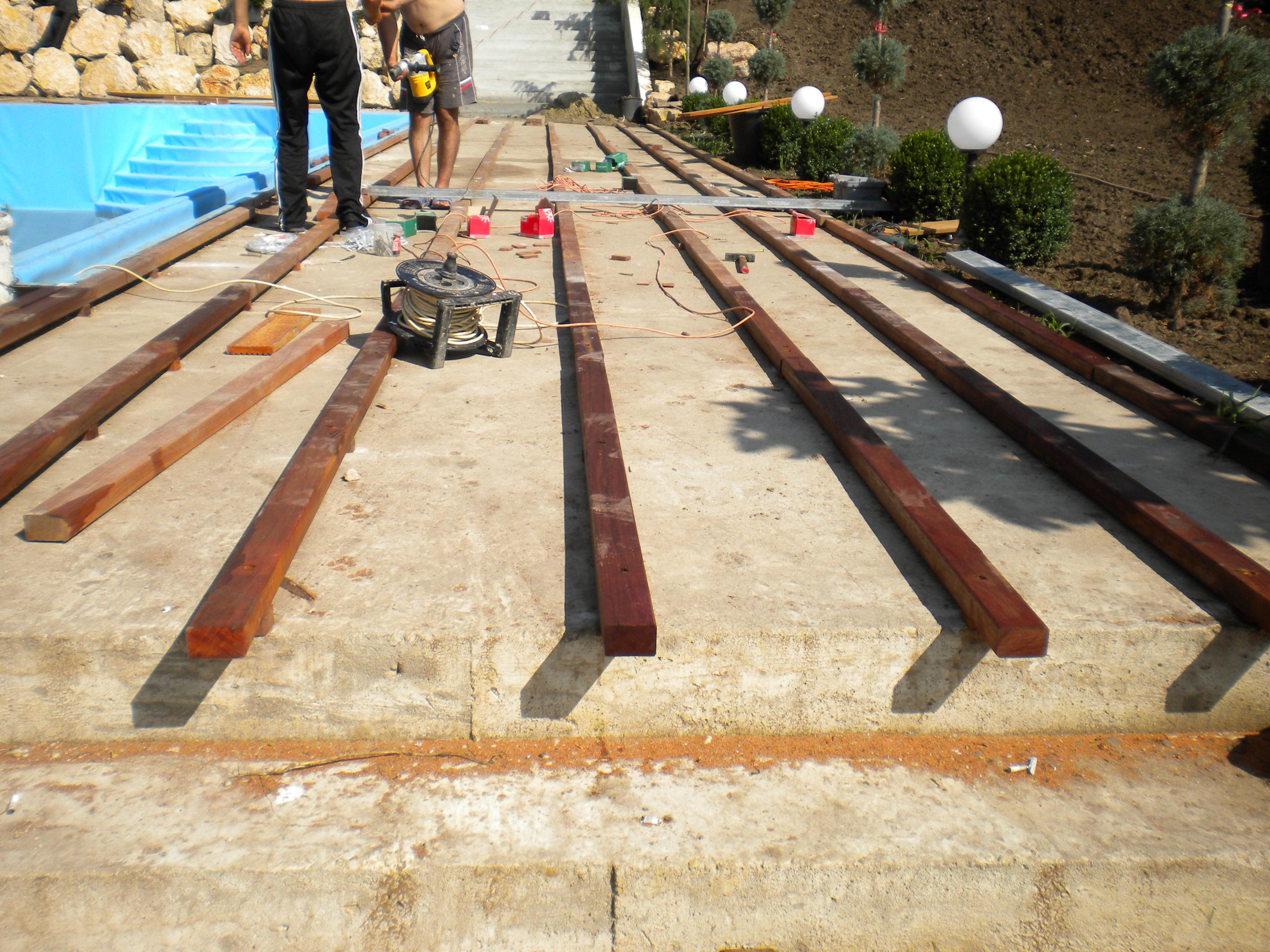 Deck-uri lemn - Angelim Pedra SELVA FLOORS - Poza 12