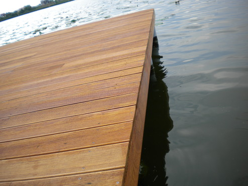 Deck-uri lemn - Angelim Pedra SELVA FLOORS - Poza 11