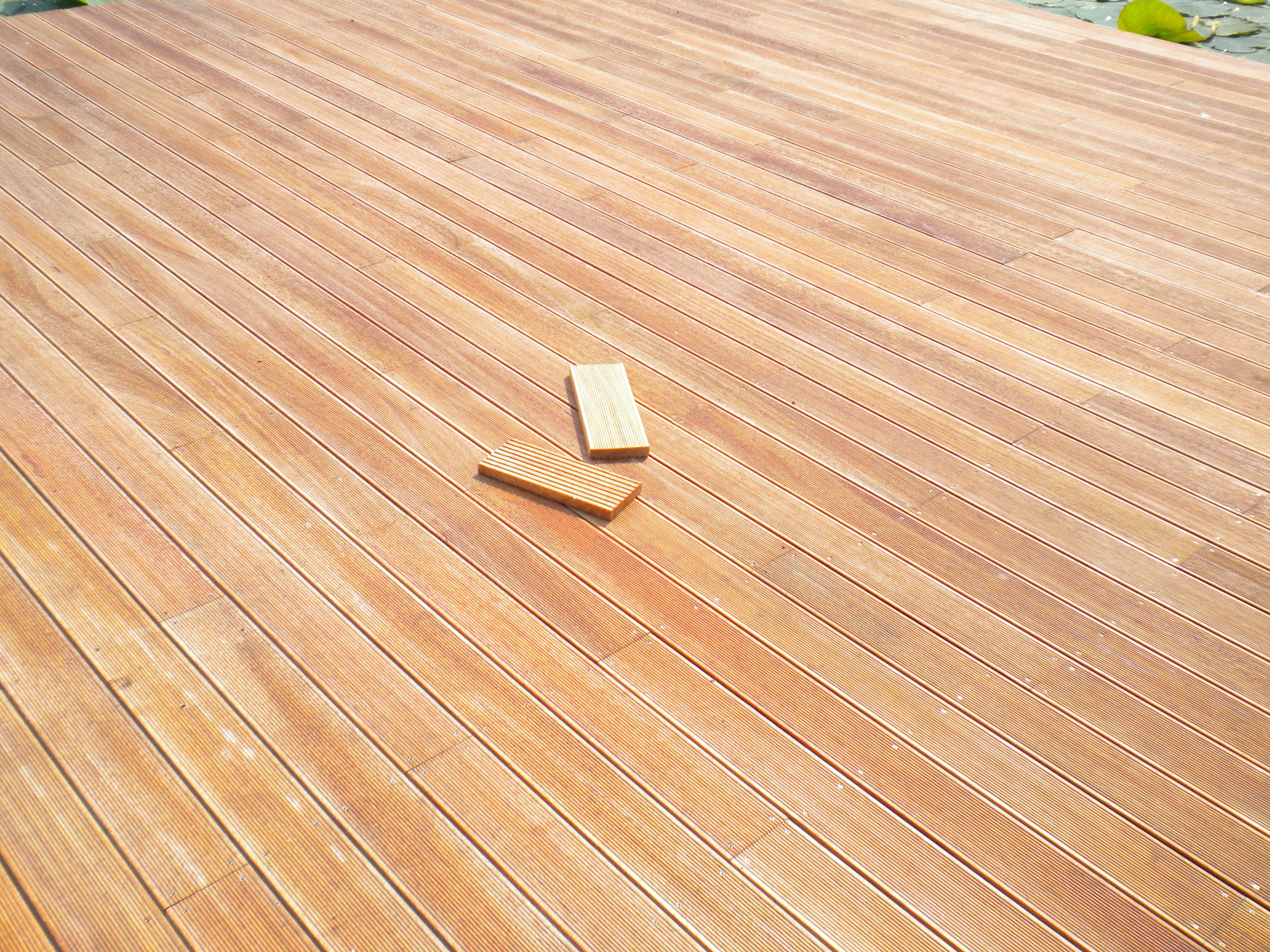 Deck-uri lemn - Angelim Pedra SELVA FLOORS - Poza 2