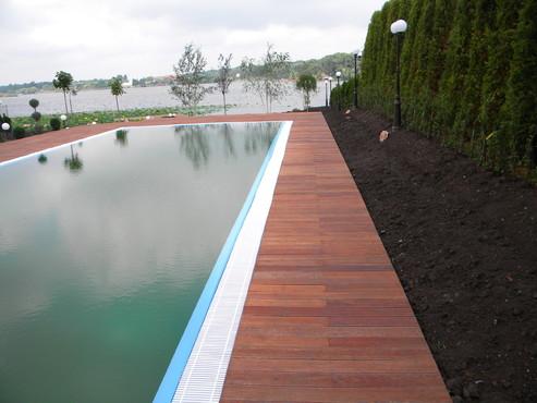 Deck-uri lemn - Angelim Pedra SELVA FLOORS - Poza 7