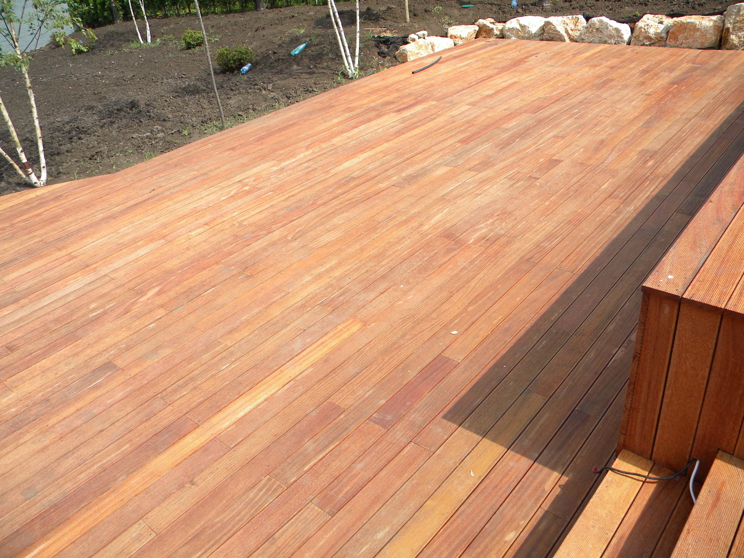 Deck-uri lemn - Angelim Pedra SELVA FLOORS - Poza 8