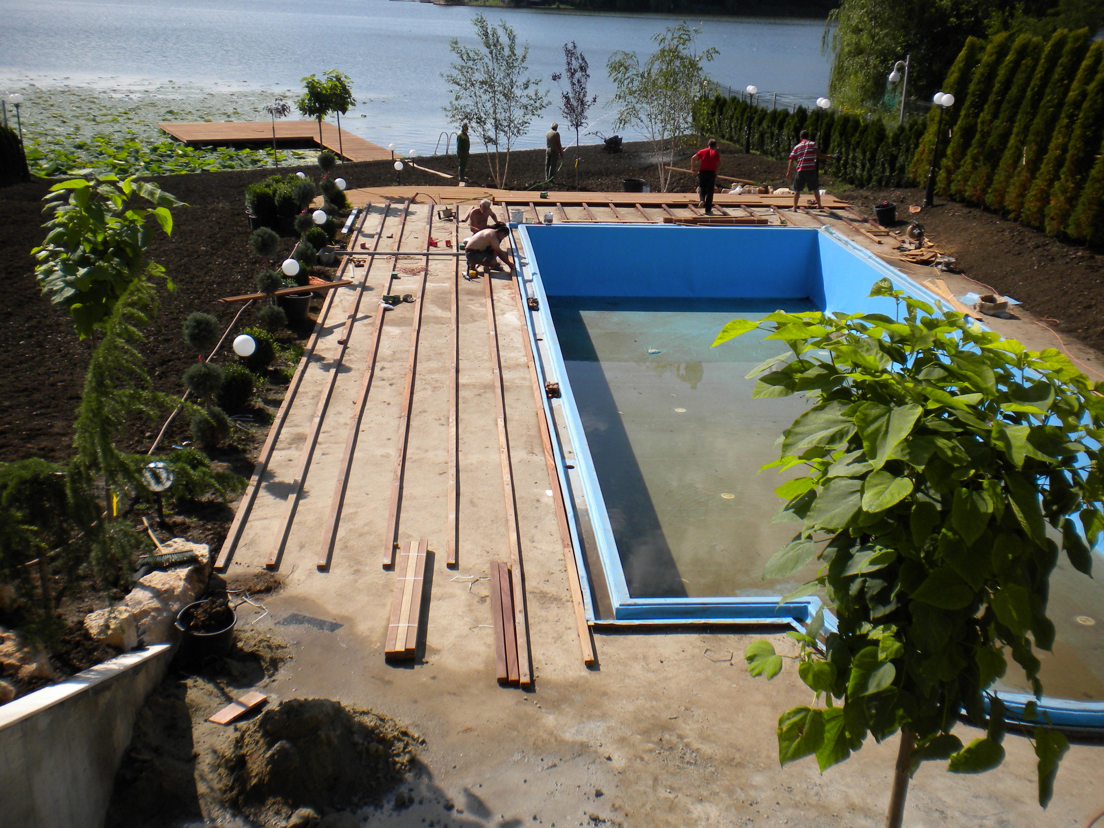 Deck-uri lemn - Angelim Pedra SELVA FLOORS - Poza 24