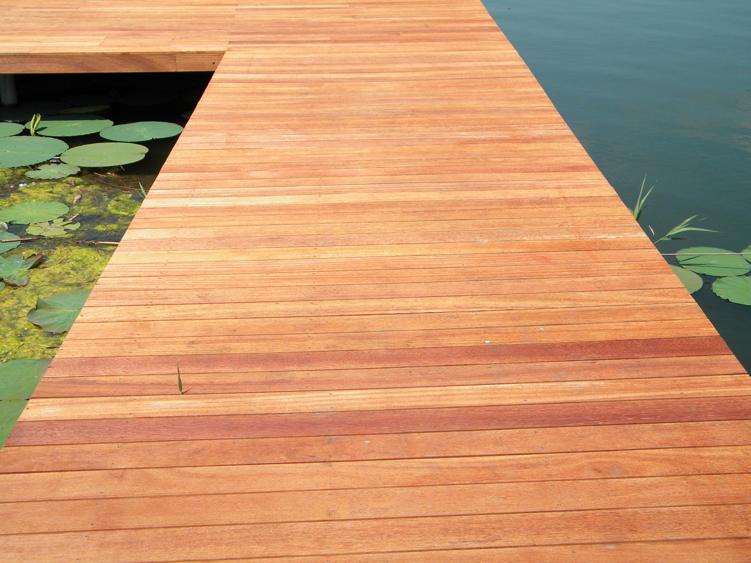 Deck-uri lemn - Angelim Pedra SELVA FLOORS - Poza 37