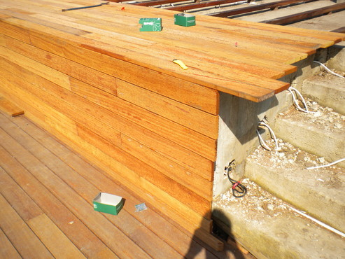 Lucrari de referinta Deck-uri lemn - Angelim Pedra SELVA FLOORS - Poza 38