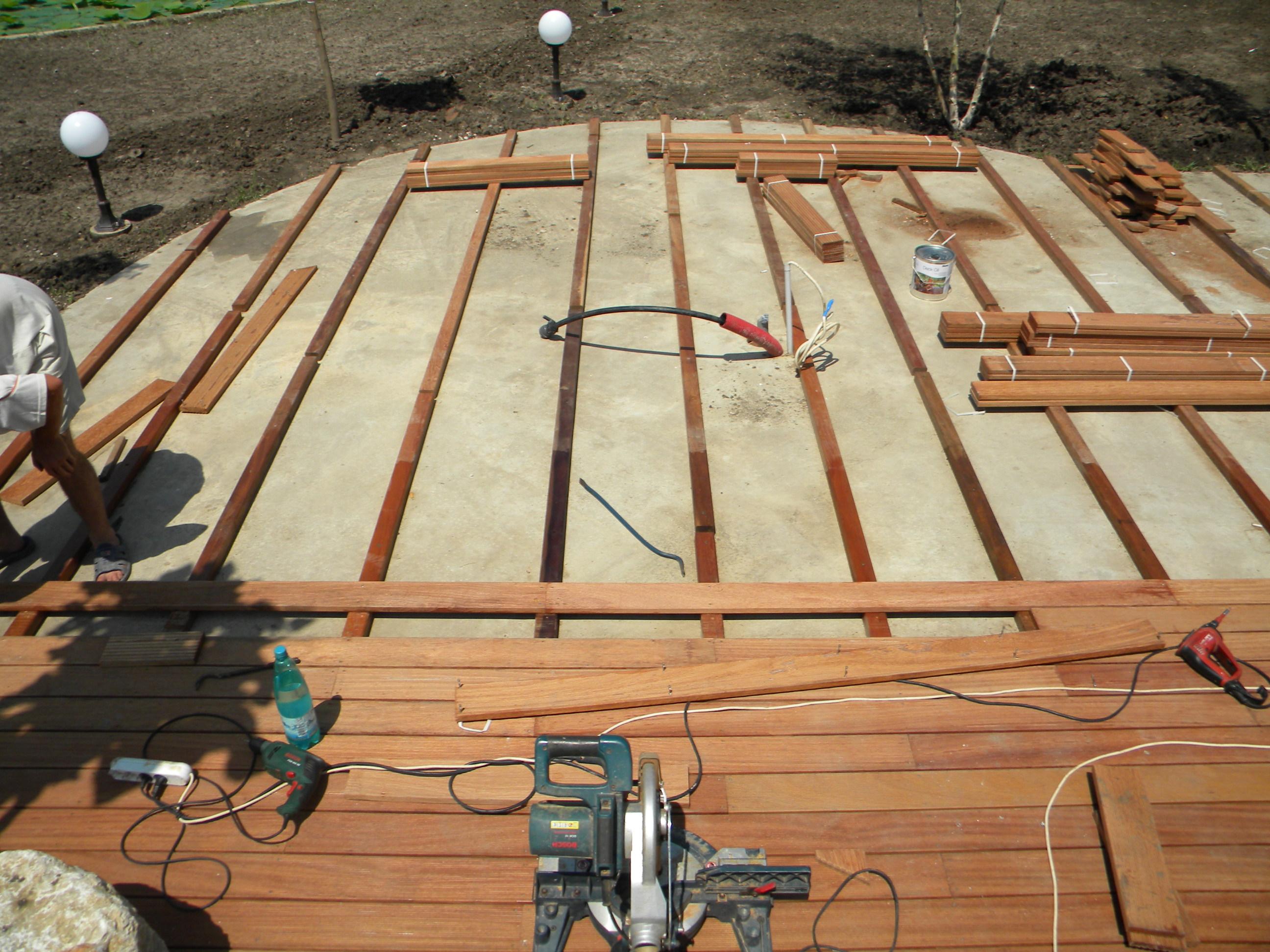 Deck-uri lemn - Angelim Pedra SELVA FLOORS - Poza 40