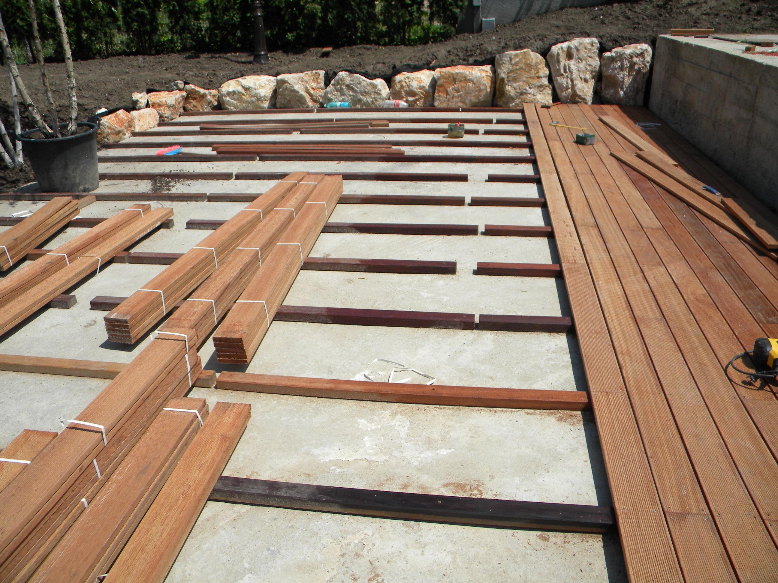 Deck-uri lemn - Angelim Pedra SELVA FLOORS - Poza 41