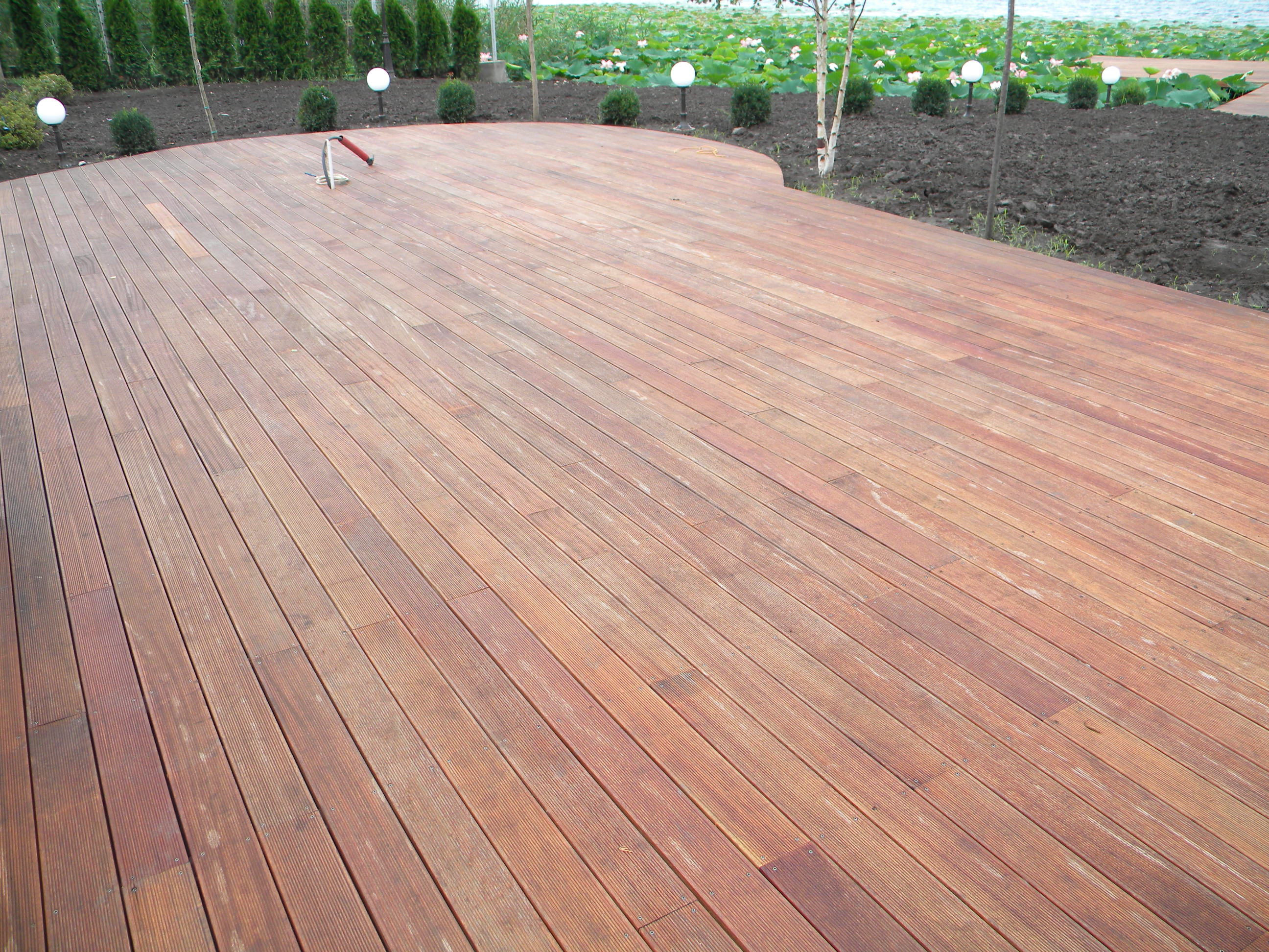 Deck-uri lemn - Angelim Pedra SELVA FLOORS - Poza 44