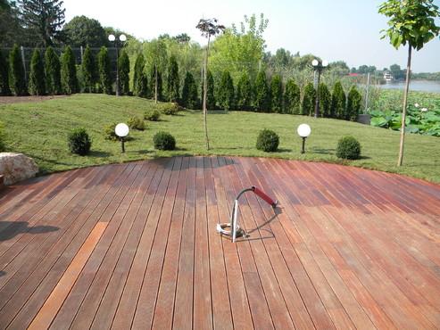 Deck-uri lemn - Angelim Pedra SELVA FLOORS - Poza 45