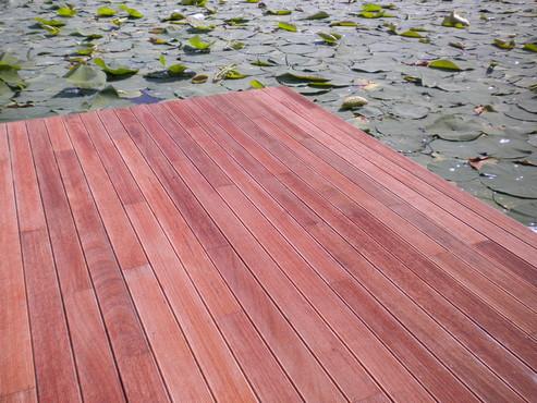 Deck-uri lemn - Angelim Pedra SELVA FLOORS - Poza 25