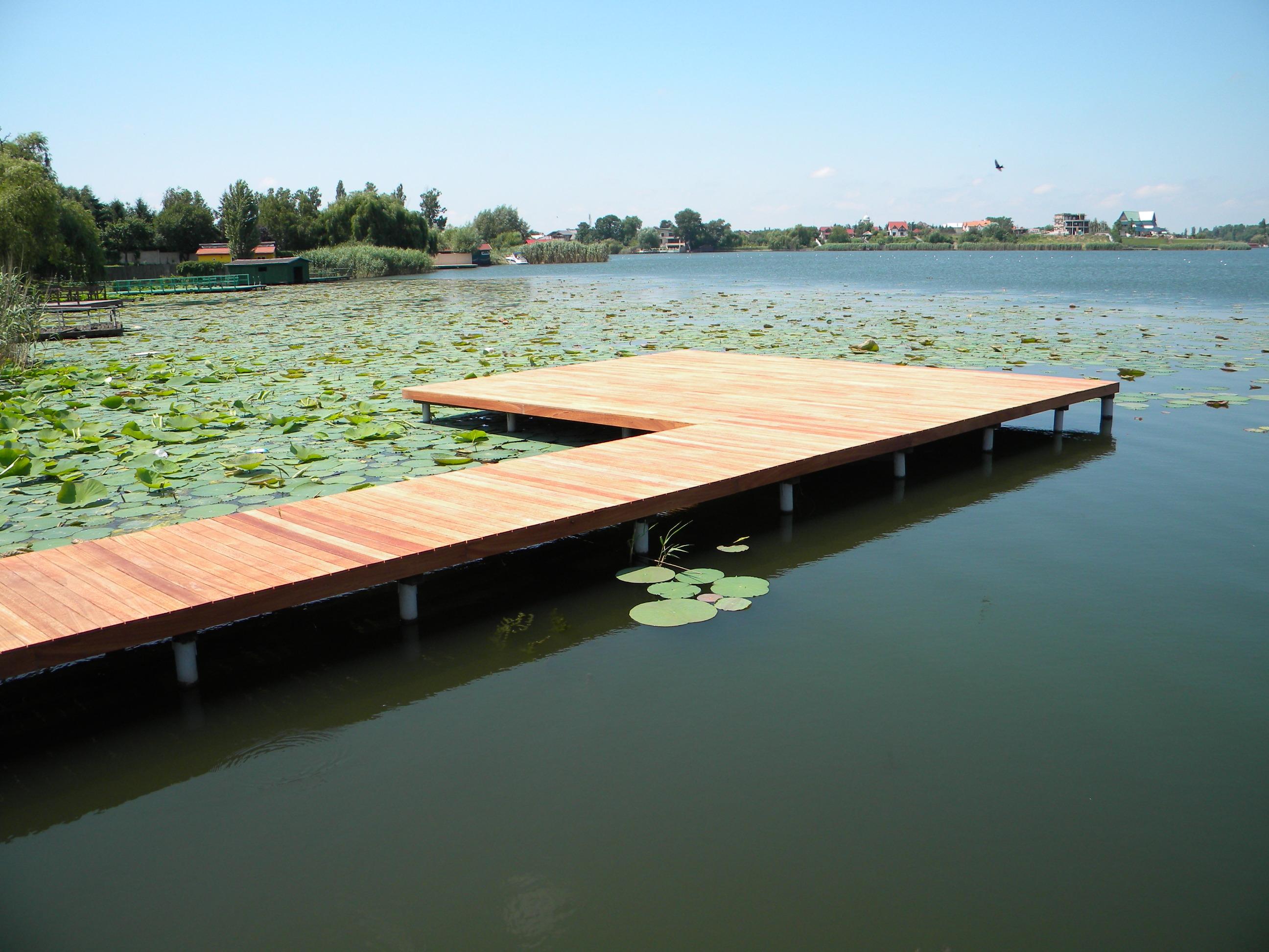 Deck-uri lemn - Angelim Pedra SELVA FLOORS - Poza 29