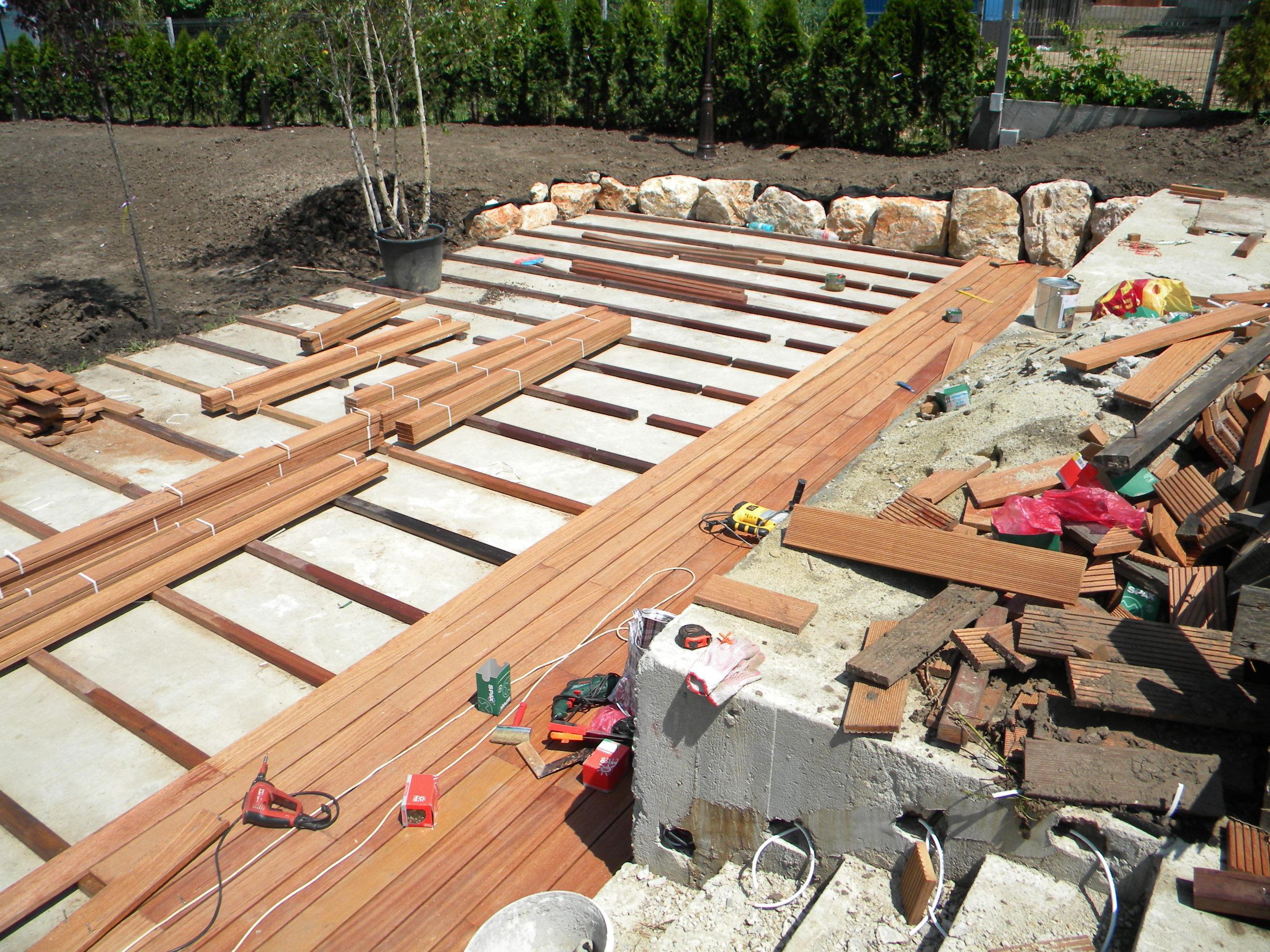 Deck-uri lemn - Angelim Pedra SELVA FLOORS - Poza 33