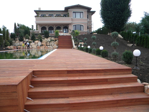 Deck-uri lemn - Angelim Pedra SELVA FLOORS - Poza 46
