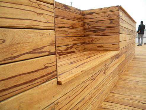 Deck-uri lemn - Angelim Rajado SELVA FLOORS - Poza 39