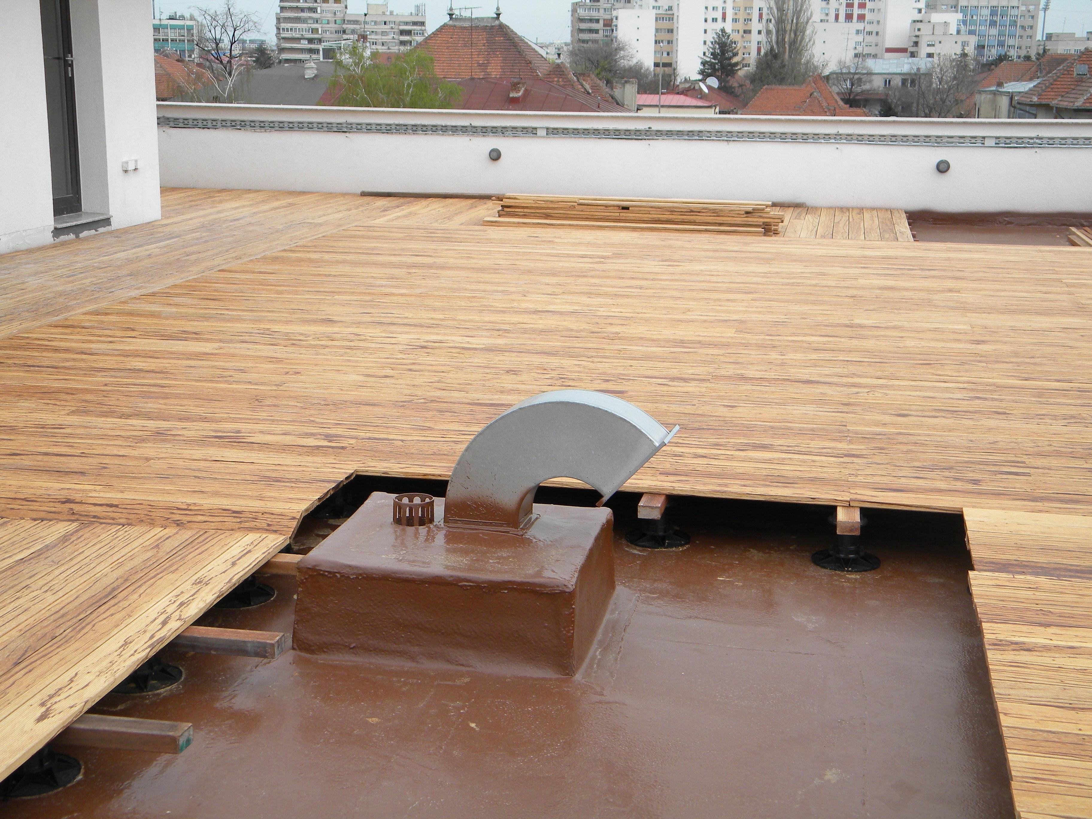 Deck-uri lemn - Angelim Rajado SELVA FLOORS - Poza 38