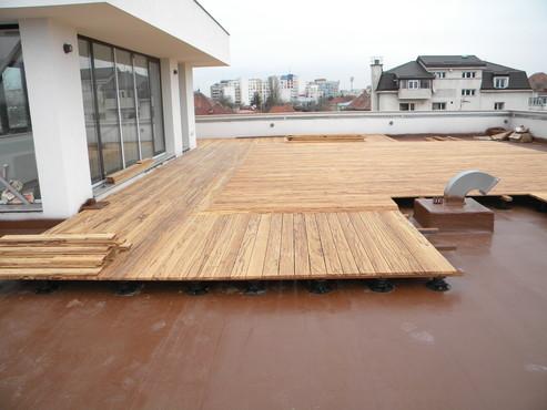 Deck-uri lemn - Angelim Rajado SELVA FLOORS - Poza 34