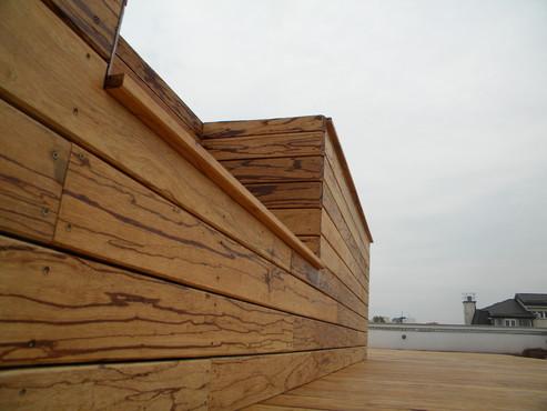 Deck-uri lemn - Angelim Rajado SELVA FLOORS - Poza 30