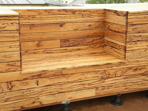 Deck-uri lemn - Angelim Rajado SELVA FLOORS - Poza 29