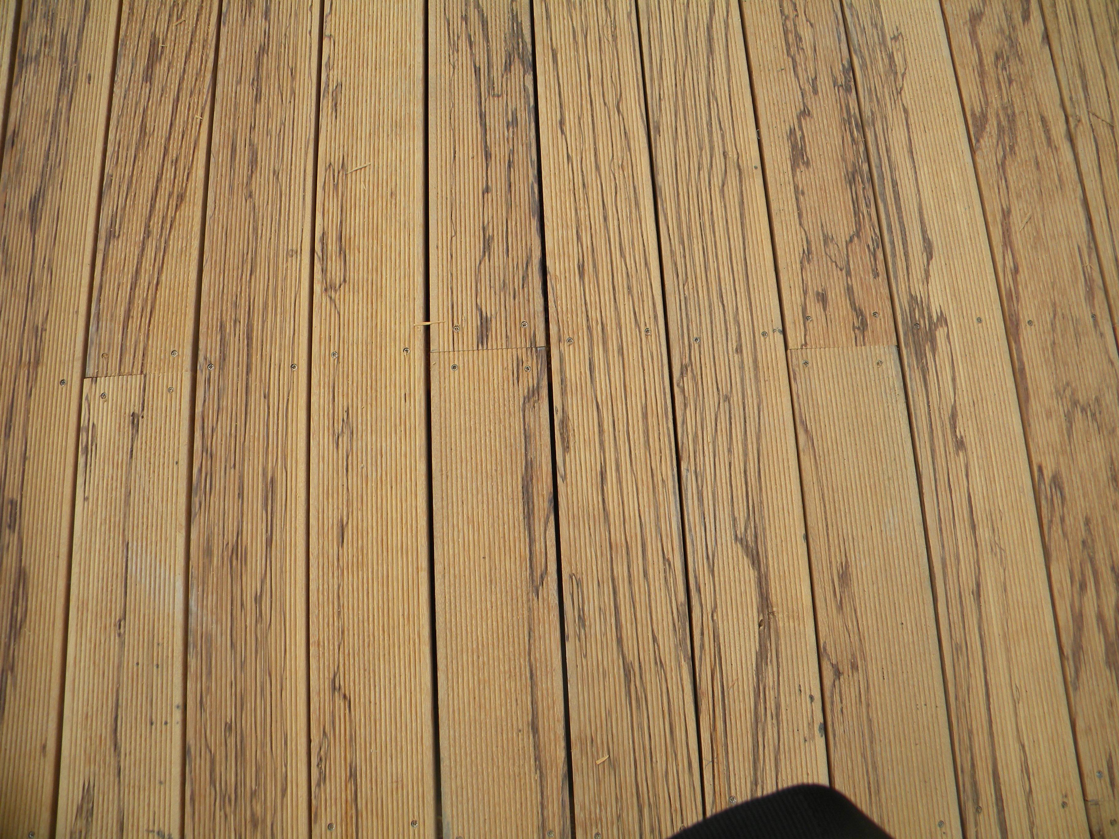Deck-uri lemn - Angelim Rajado SELVA FLOORS - Poza 40