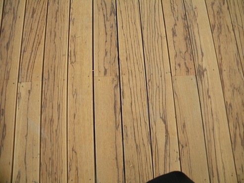Lucrari de referinta Deck-uri lemn - Angelim Rajado SELVA FLOORS - Poza 40