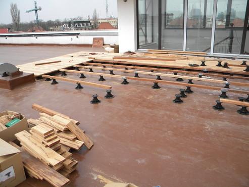 Deck-uri lemn - Angelim Rajado SELVA FLOORS - Poza 41