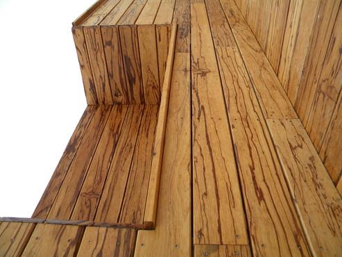Deck-uri lemn - Angelim Rajado SELVA FLOORS - Poza 42