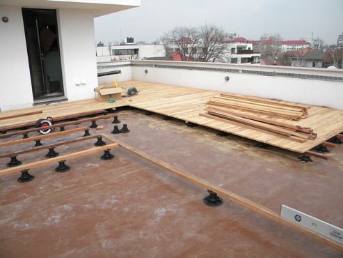 Deck-uri lemn - Angelim Rajado SELVA FLOORS - Poza 47