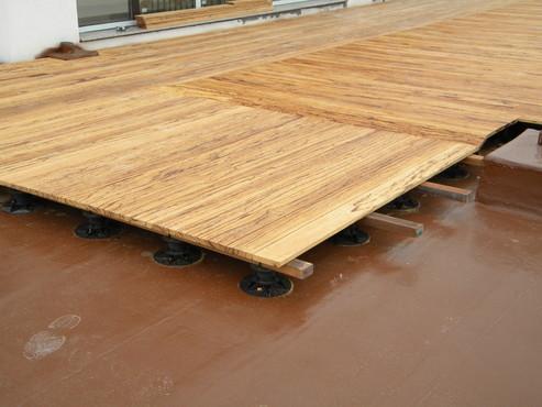 Deck-uri lemn - Angelim Rajado SELVA FLOORS - Poza 44