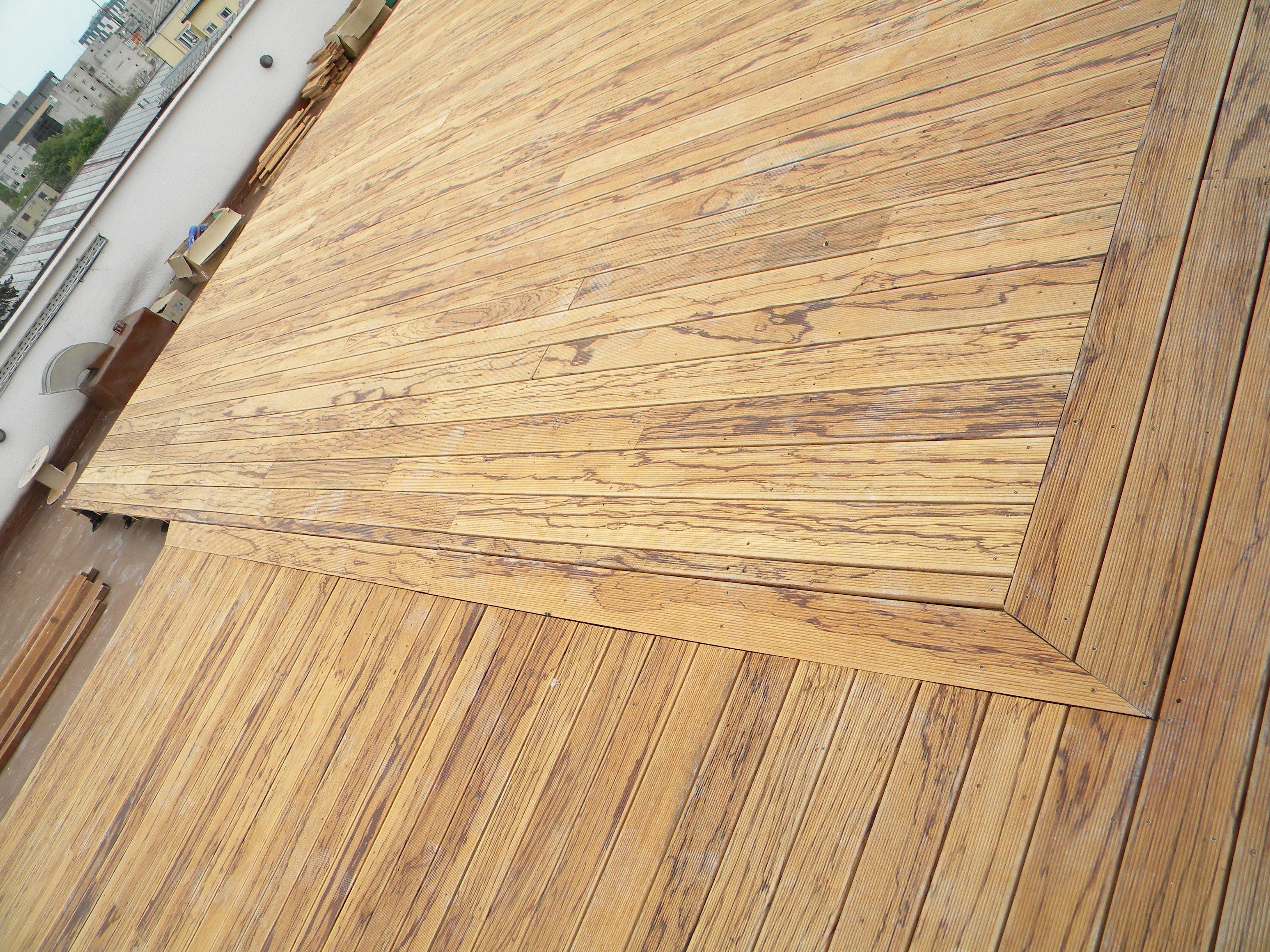 Deck-uri lemn - Angelim Rajado SELVA FLOORS - Poza 9