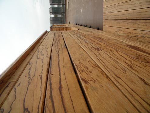 Deck-uri lemn - Angelim Rajado SELVA FLOORS - Poza 4