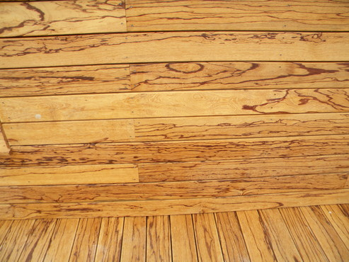 Deck-uri lemn - Angelim Rajado SELVA FLOORS - Poza 14