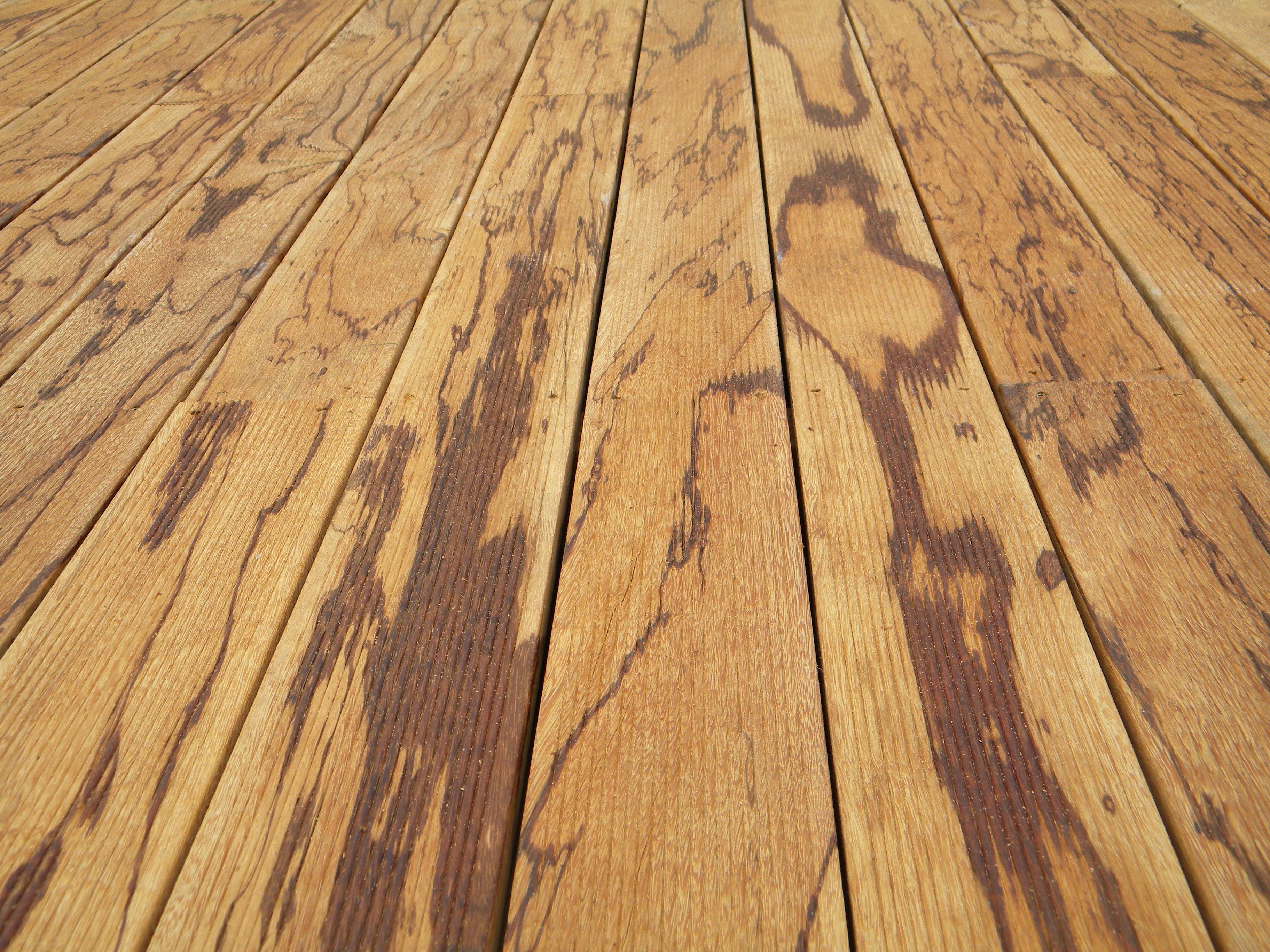 Deck-uri lemn - Angelim Rajado SELVA FLOORS - Poza 24