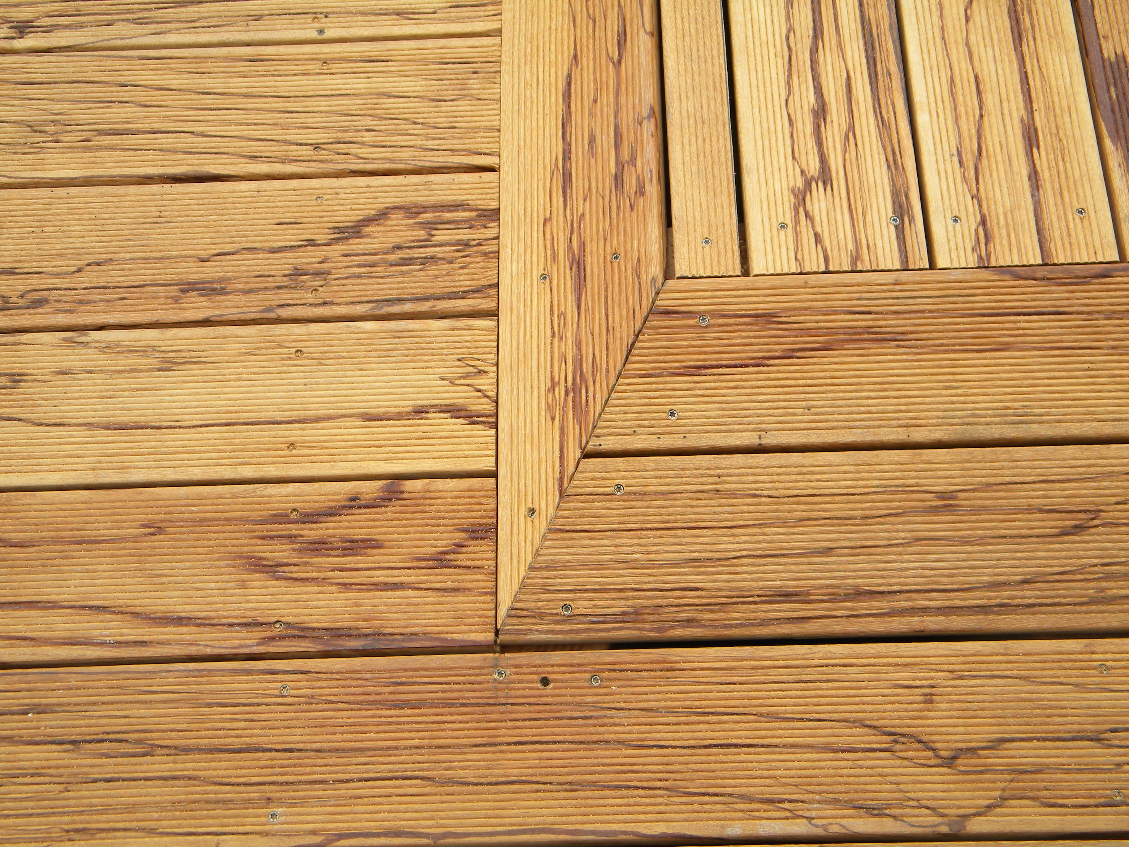 Deck-uri lemn - Angelim Rajado SELVA FLOORS - Poza 20