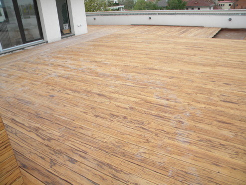 Deck-uri lemn - Angelim Rajado SELVA FLOORS - Poza 16
