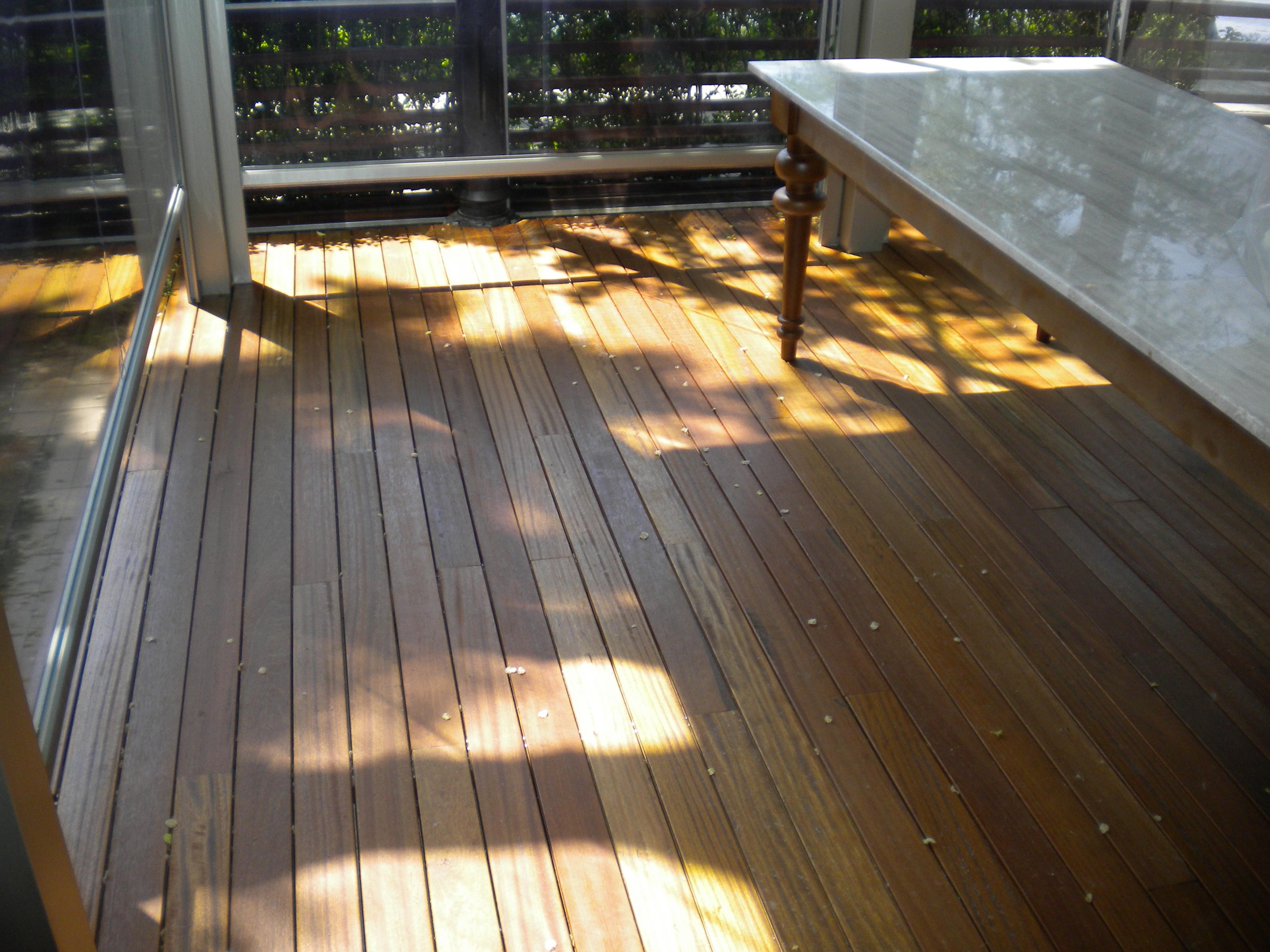 Deck-uri lemn - Bangkirai SELVA FLOORS - Poza 1
