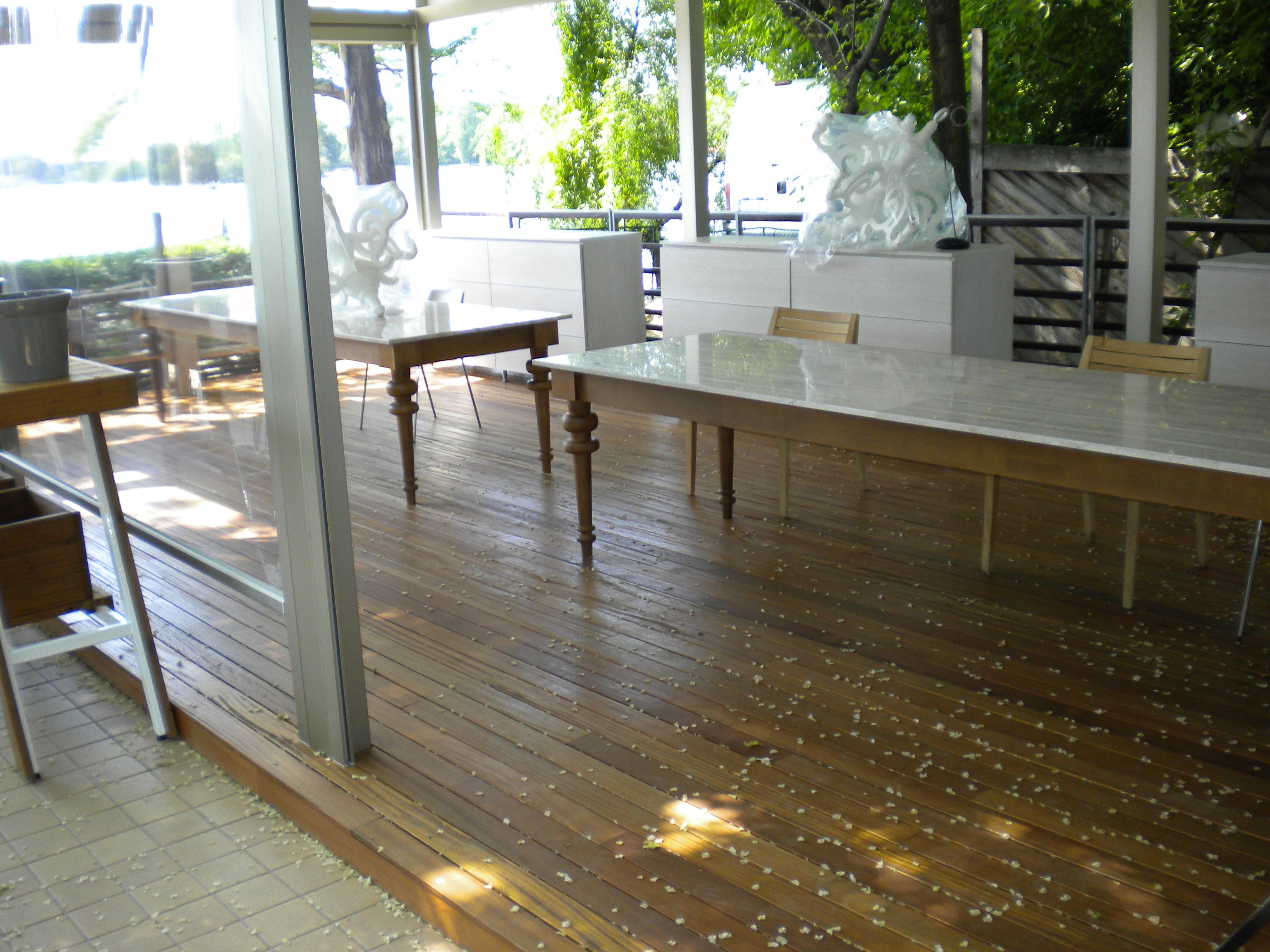 Deck-uri lemn - Bangkirai SELVA FLOORS - Poza 16