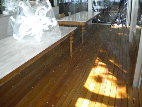 Deck-uri lemn - Bangkirai SELVA FLOORS - Poza 15