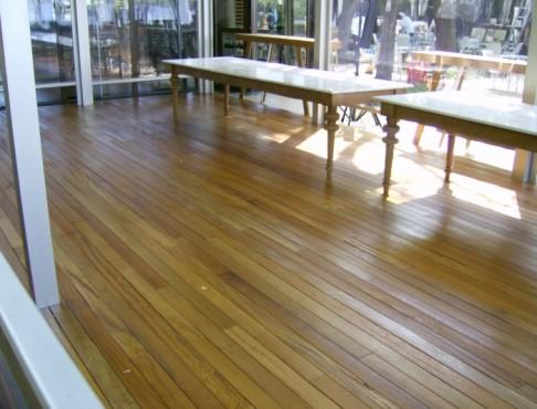 Deck-uri lemn - Bangkirai SELVA FLOORS - Poza 11
