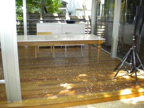 Lucrari de referinta Deck-uri lemn - Bangkirai SELVA FLOORS - Poza 6