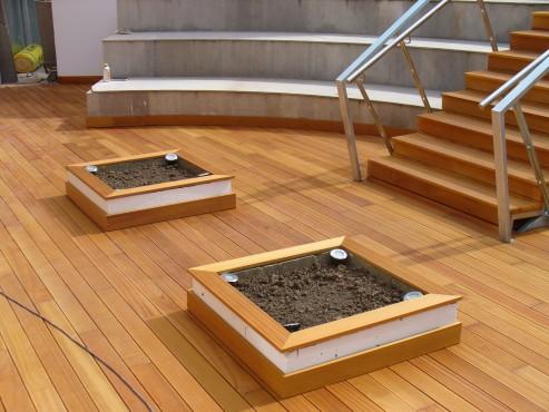 Deck-uri lemn - Guariuba SELVA FLOORS - Poza 44