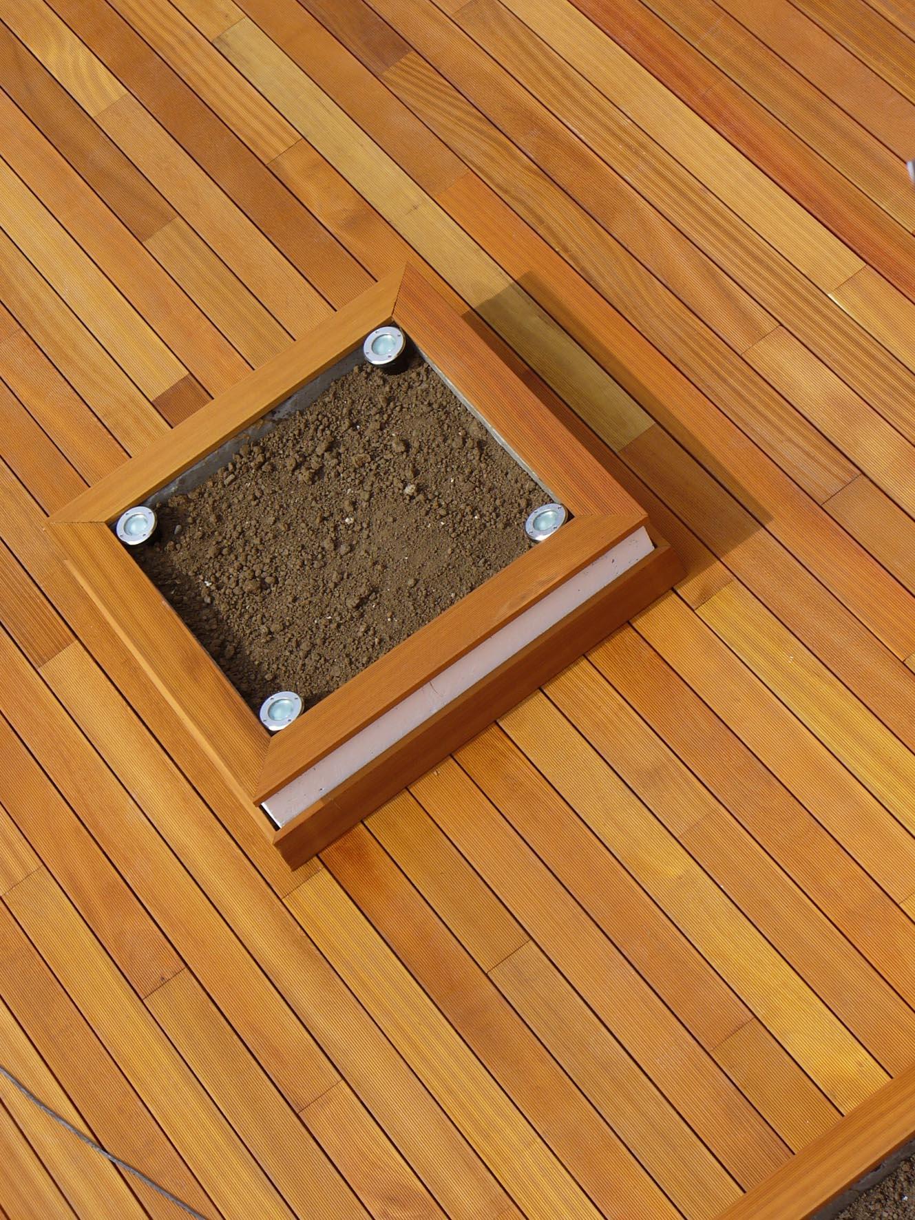 Deck-uri lemn - Guariuba SELVA FLOORS - Poza 30