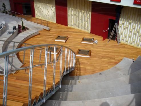 Deck-uri lemn - Guariuba SELVA FLOORS - Poza 27